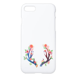 Roses and Antler iPhone 8/7 Case