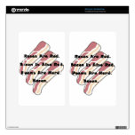 Roses and Bacon Kindle Fire Skin