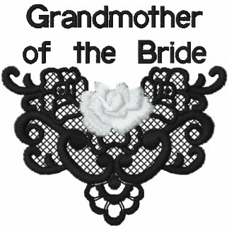 Roses and Lace -  Grandmother of Bride