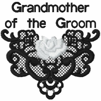 Roses and Lace -  Grandmother of Groom
