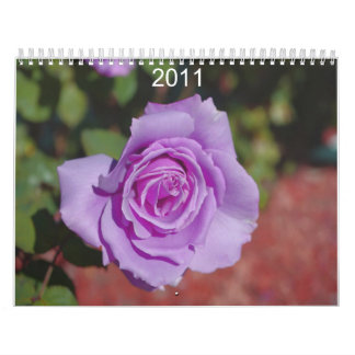 Roses and More Wall Calendars