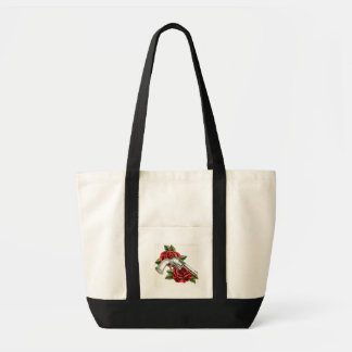 Roses and Revolver Bag