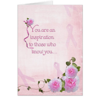 Roses and Ribbons Card
