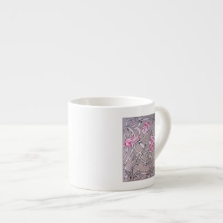 Roses and Thorns Espresso Cup