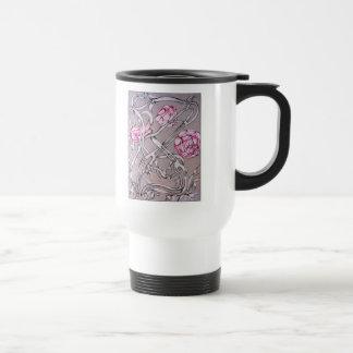 Roses and Thorns. Travel Mug