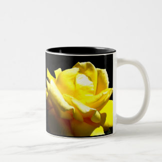 Roses are Forever_ Two-Tone Coffee Mug
