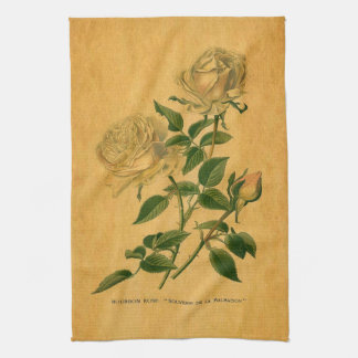 Roses are Golden Towels