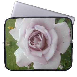 ROSES ARE LILAC Neoprene Laptop Sleeve 15 inch