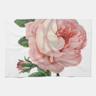 Roses are Pink Kitchen Towel