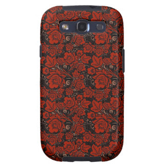 Roses are red Case-Mate Case Galaxy SIII Cases