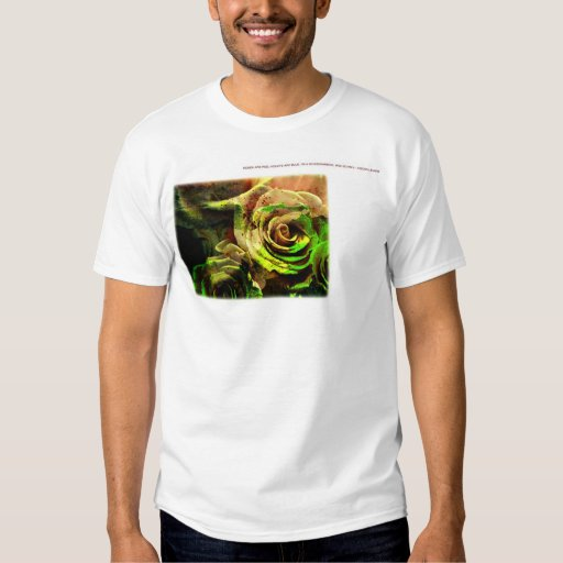 Roses are red t shirt