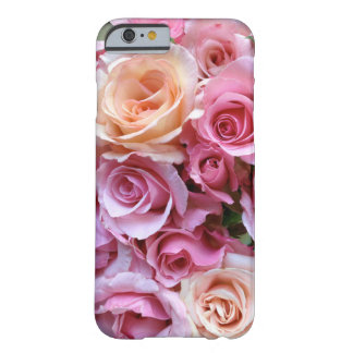 Roses arranged barely there iPhone 6 case