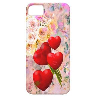 Roses bouquet iPhone SE/5/5s case
