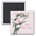 Roses Bouquet Mother's Day Magnet