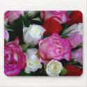 Roses Bouquet Mousepad mousepad