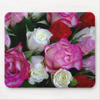 Roses Bouquet Mousepad