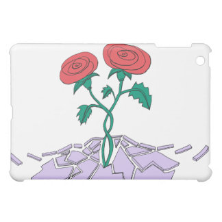 Roses Break Babylon Ipad Case