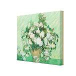 Roses by Vincent van Gogh Canvas Print