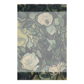 Roses by Vincent Van Gogh Flyer