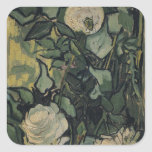 Roses by Vincent Van Gogh Sticker