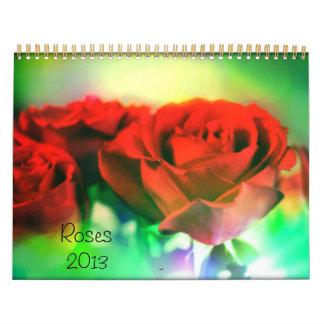 Roses Wall Calendars