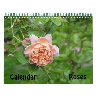 Roses Calendar