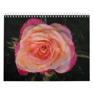 Roses Calendar 2009