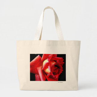 Roses Canvas Bag