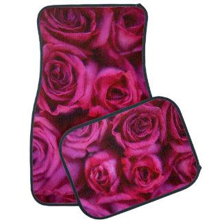 Roses Car Floor Mat