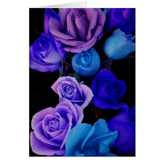Roses-Card card
