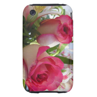 Roses Tough iPhone 3 Covers
