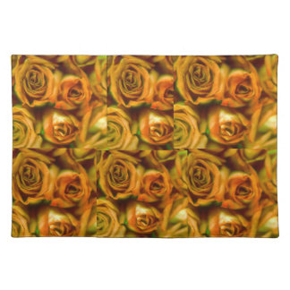 Roses Cloth Placemat