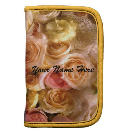 Roses Day Planner Bride
