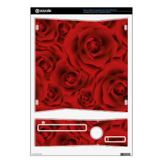 Roses Decals For The Xbox 360 S