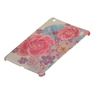roses decorated, Case Savvy Matte iPad Mini Case