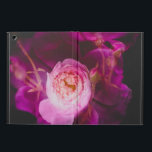 "Roses (double exposure version) case for iPad air<br><div class=""desc"">Roses in a double exposure image by &#169;Chiara Cattaruzzi photography</div>"