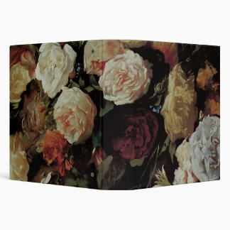 Roses Fine Art Binder 1.5-inch