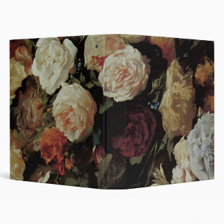 Roses Fine Art Binder 1-inch