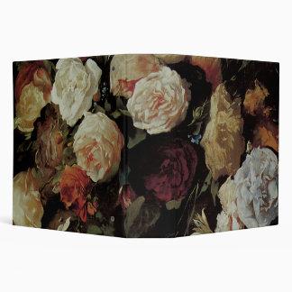 Roses Fine Art Binder 2-inch