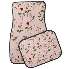Roses Floor Mat