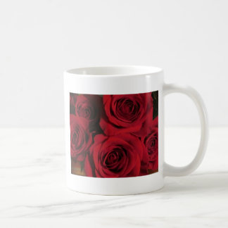 Roses flowers floral nature garden photo coffee mug