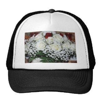 Roses Flowers Vines Peace Love Destiny Trucker Hats
