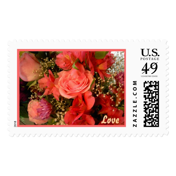 Roses For Grace, Love Stamp