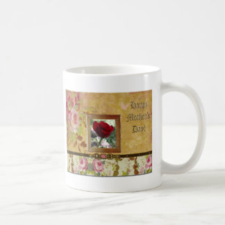 Roses for Mother's Day Classic White Coffee Mug