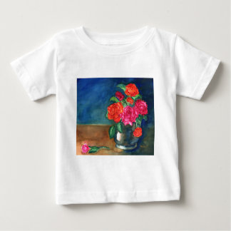 Roses for My Love Baby T-Shirt