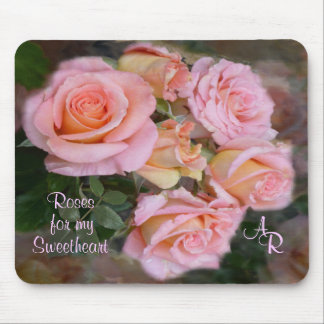 Roses for my Love ~ Mousepad