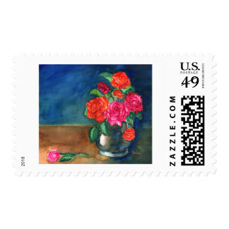 Roses for My Love Postage