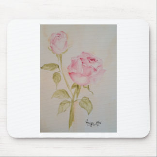 Roses -For my mother Mouse Pad