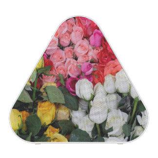 Roses for sale, San Miguel de Allende, Mexico Bluetooth Speaker