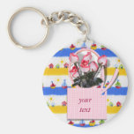 Roses for Someone special on Mother's Day Key Chain